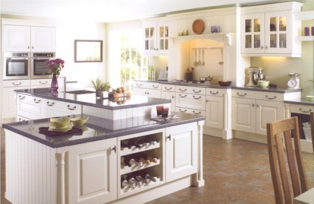 This Cambridge Ivory Kitchen Design Is Available From Geeu0027s Kitchens,  Bedrooms U0026 Flooring Of Kildare