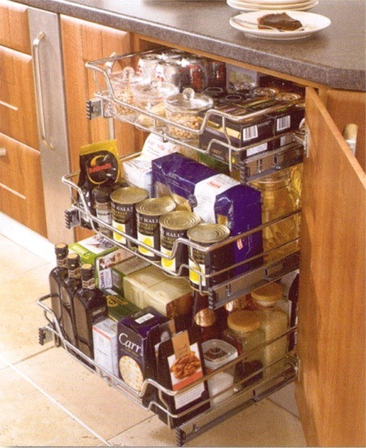 Kitchen Storage Solutions From Gee